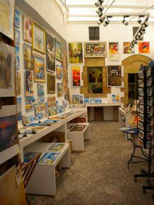 Lindos Art Gallery