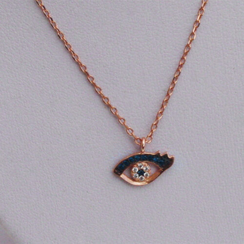 Evil Eye Protector Necklace
