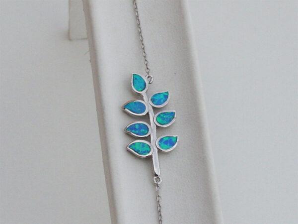 Olive Leaf Bracelet