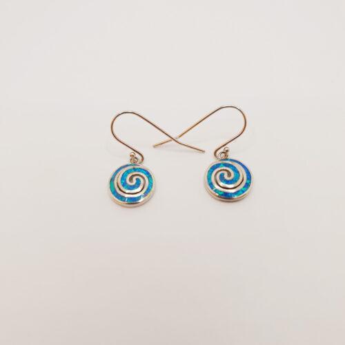 Greek Speira Earrings